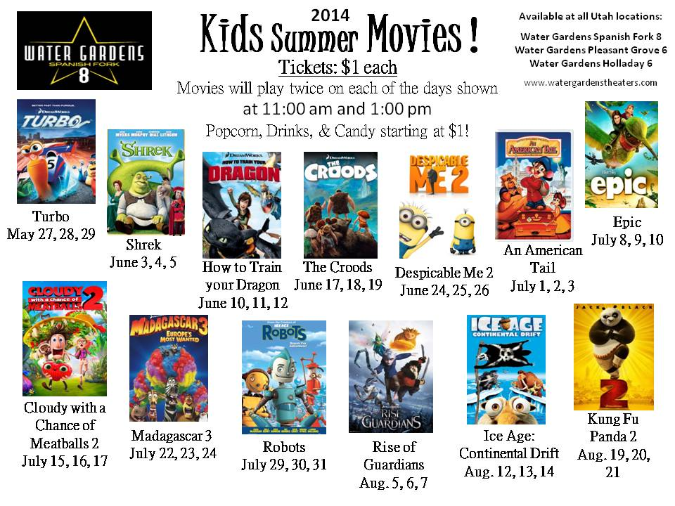 Summer movie deals amc 2018