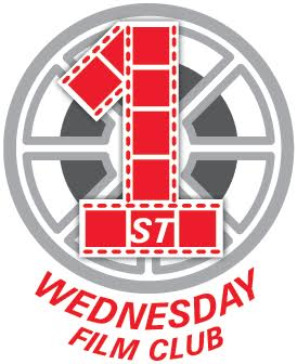 1st Wednesday Film Club Logo
