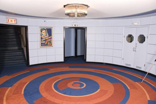Lake Theatre Bathroom/Hall