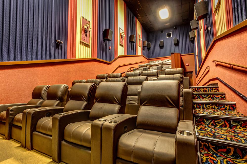 Auditorum #2 Big Chairs