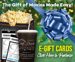 Paragon Theaters Gift Cards