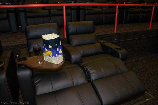 Paragon theaters recliners for Burnsville theater