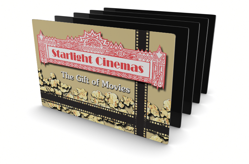 Starlight Cinemas Gift Cards