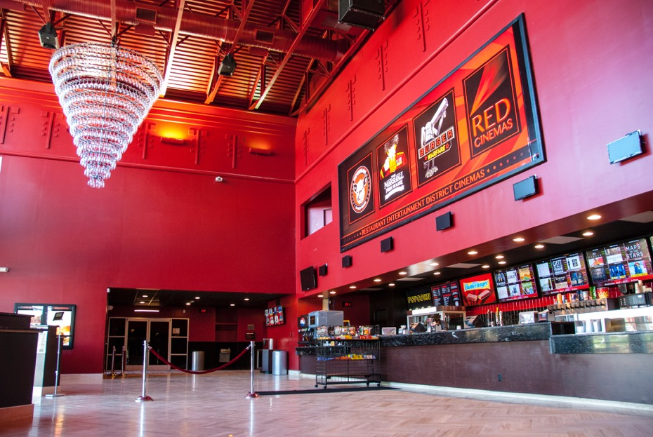 red cinemas