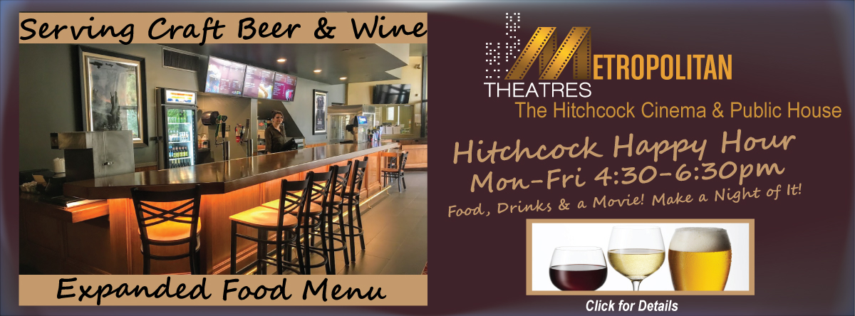 The Hitchcock Cinema & Public House