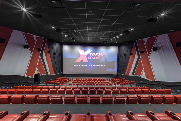 Xscape Theatres Xtreme Xscape