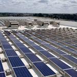 Solar Panel Side