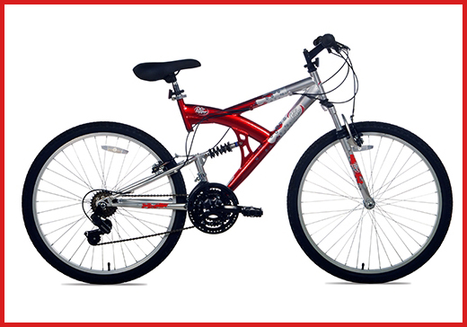 Image of Dr. Pepper bike