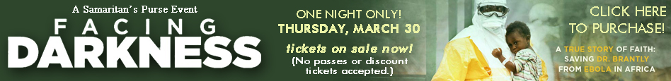 Facing Darkness - one night only! March 30 - click here to purchase tickets!