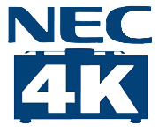 NEC 4K