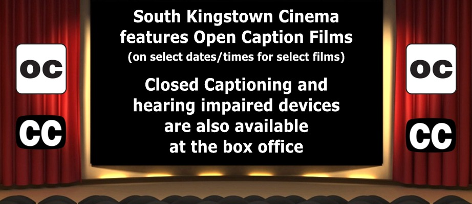 Your Neighborhood Theatres | Serving New England | South Kingstown