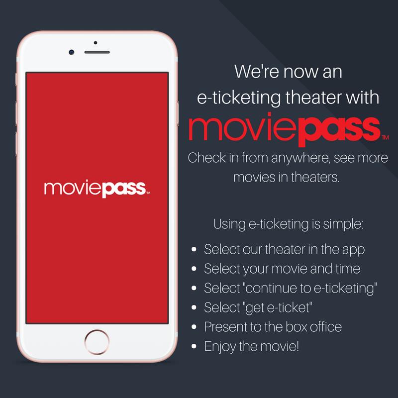 Movie Pass   Mariemont Theatre