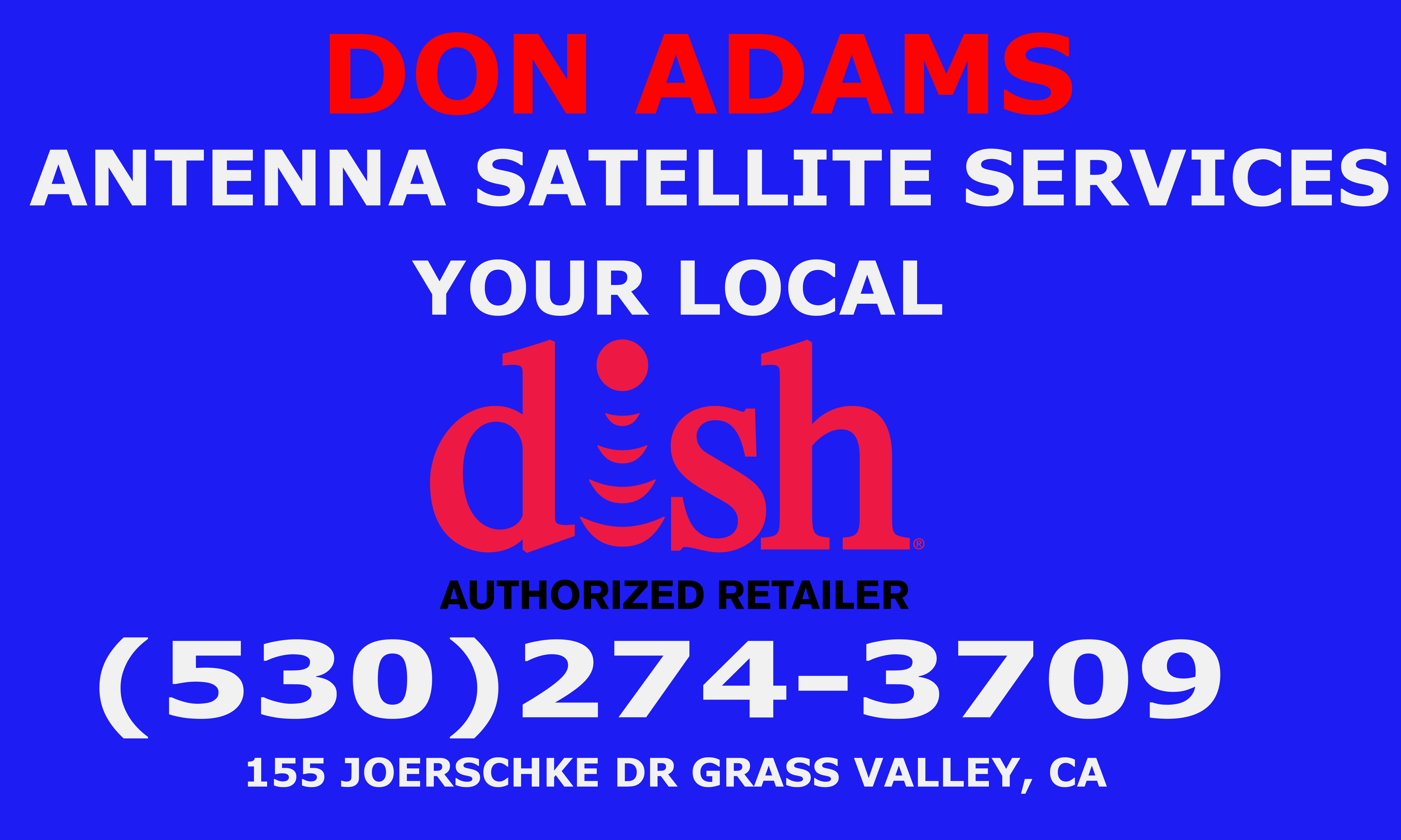 Don Adams Antenna Satellite Services