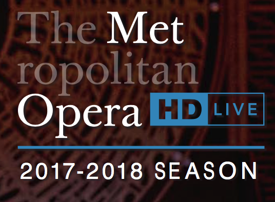 Brochure Met Opera