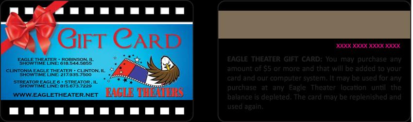 Eagle Gift & Rewards Card