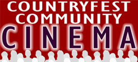 Logo for Countryfest Community Cinema | Dauphin MB