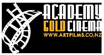 Logo for Academy Gold Cinema | Christchurch NZ