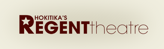Logo for Hokitika's Regent Theatre | Hokitika NZ