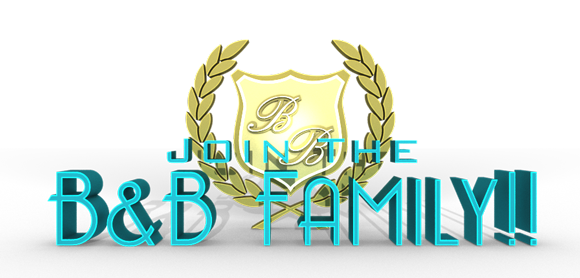 Join the B&B Family!