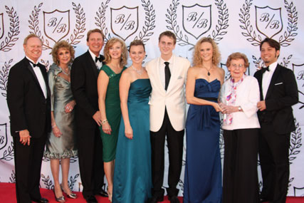 red carpet picture bagbys 2010