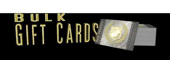 Bulk Gift Cards