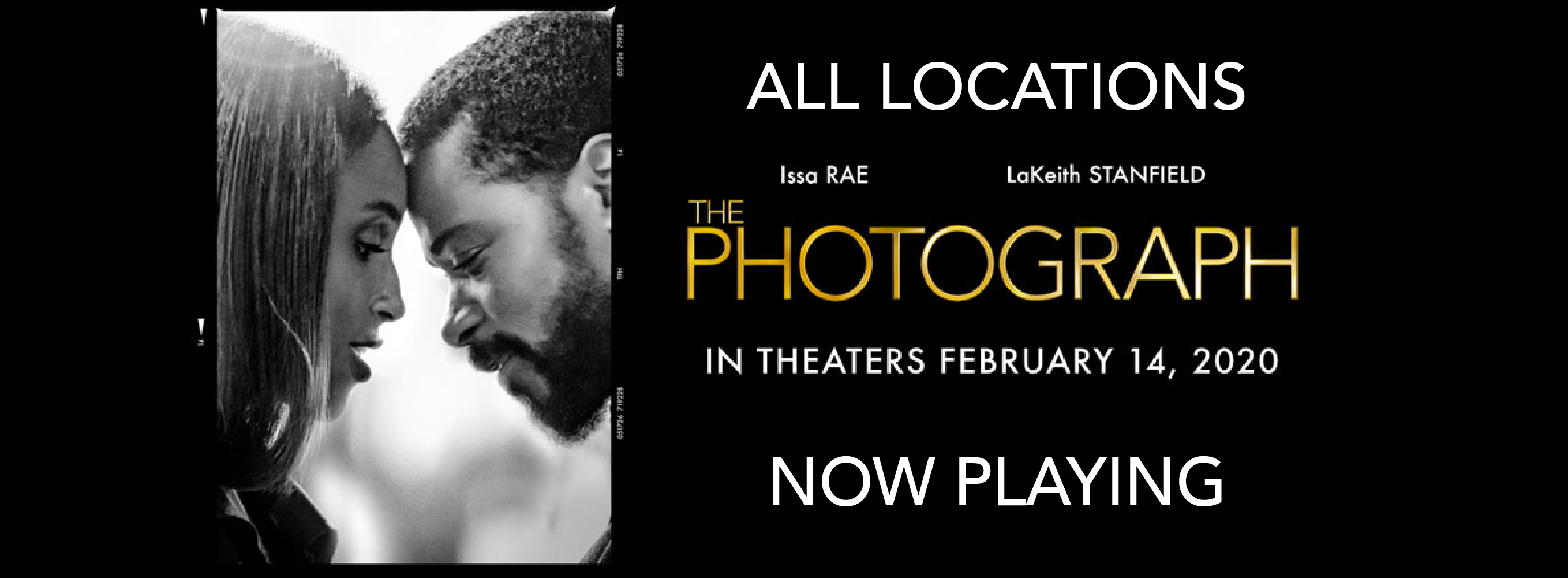 The Photograph Now Playing At All Locations