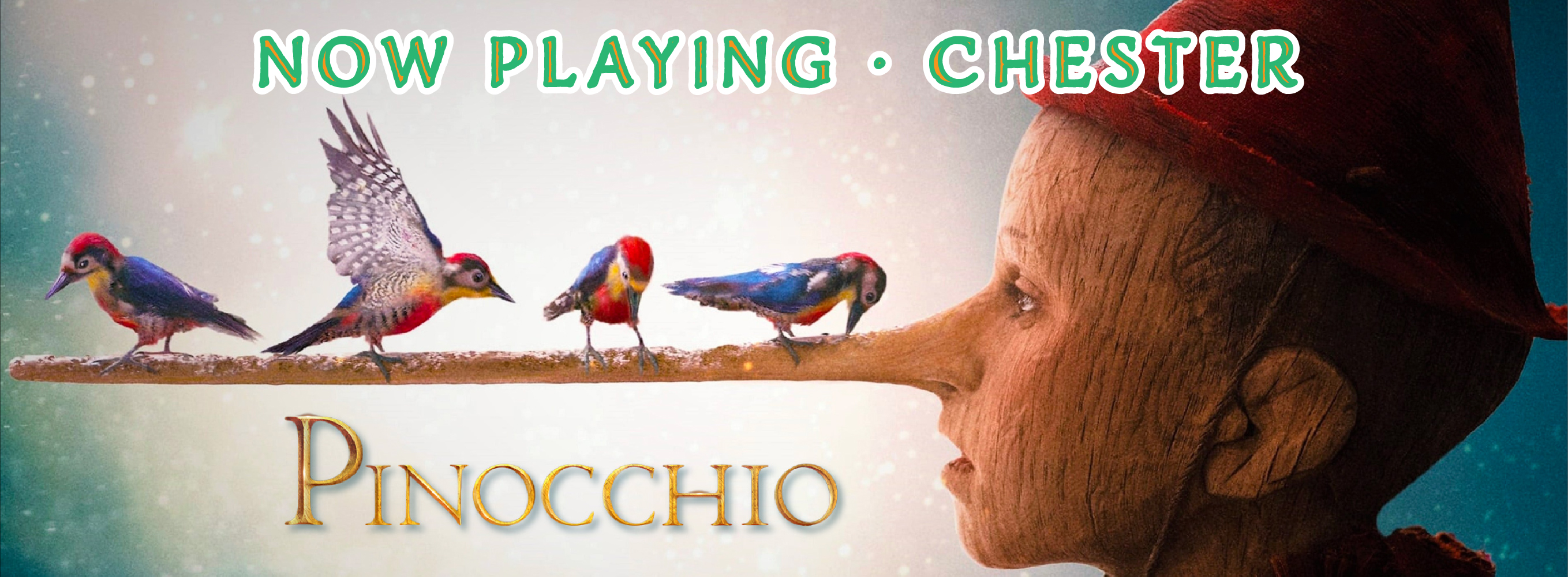 Get tickets to Pinocchio now playing