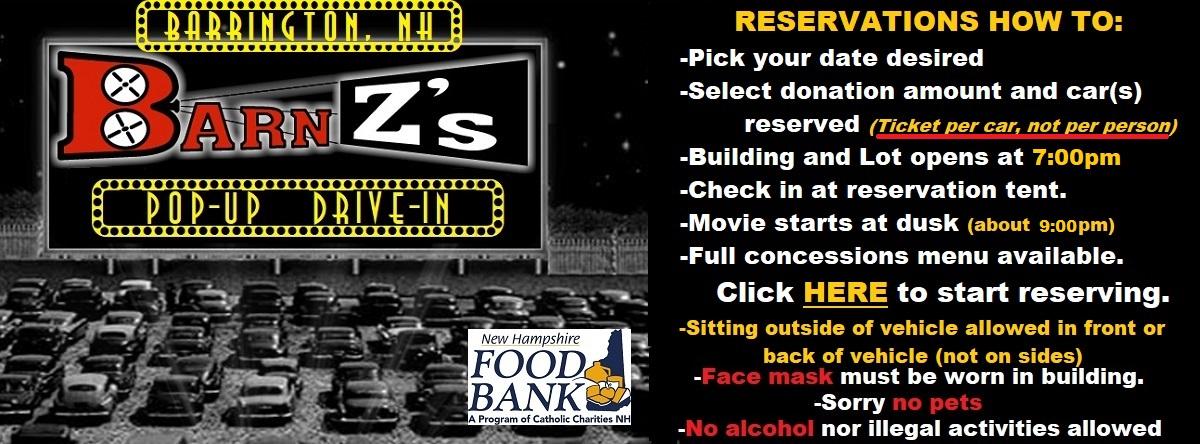 BarnZs Barrington Cinema Showtimes