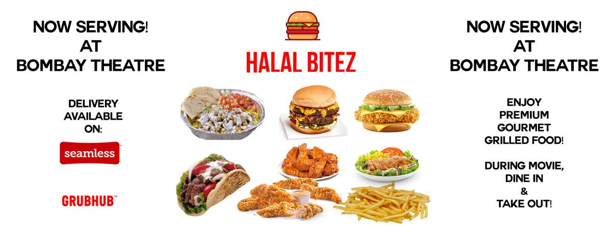 Slider for Halal Bites
