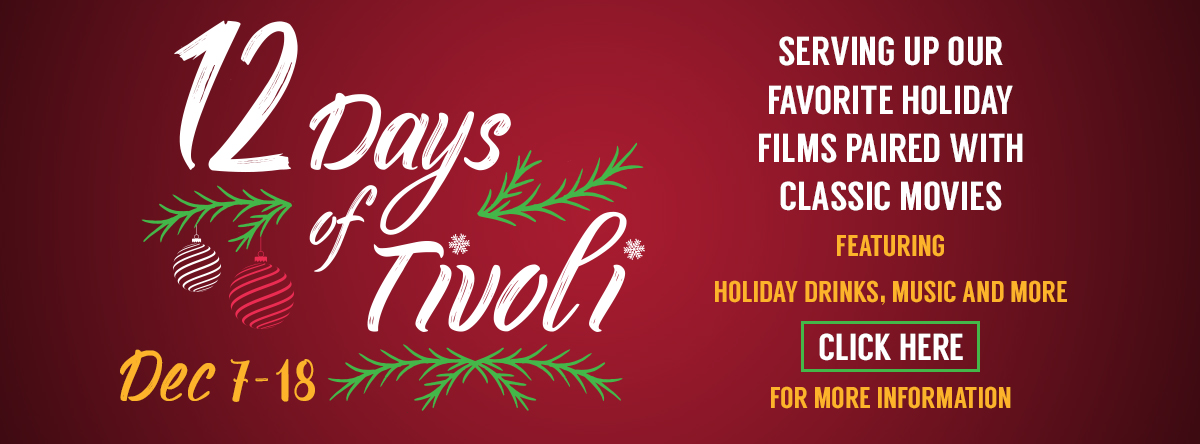 12 Days of Tivoli