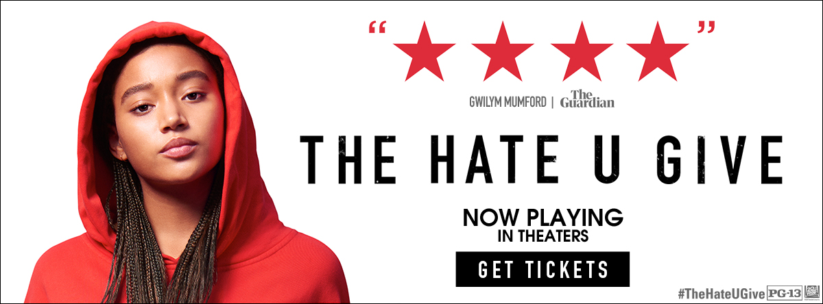 The Hate U Give - Now Playing