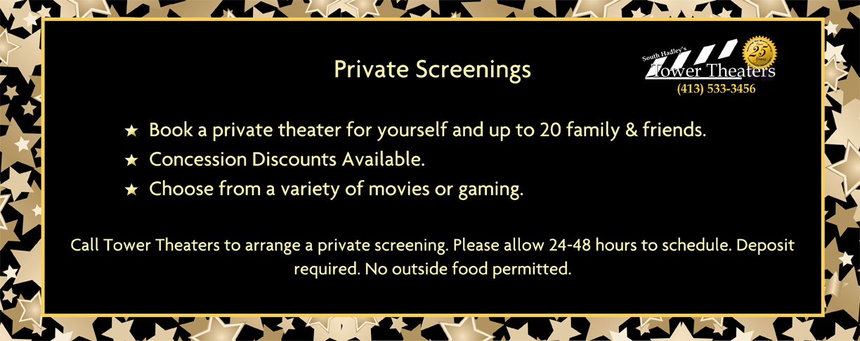 Private-Screening