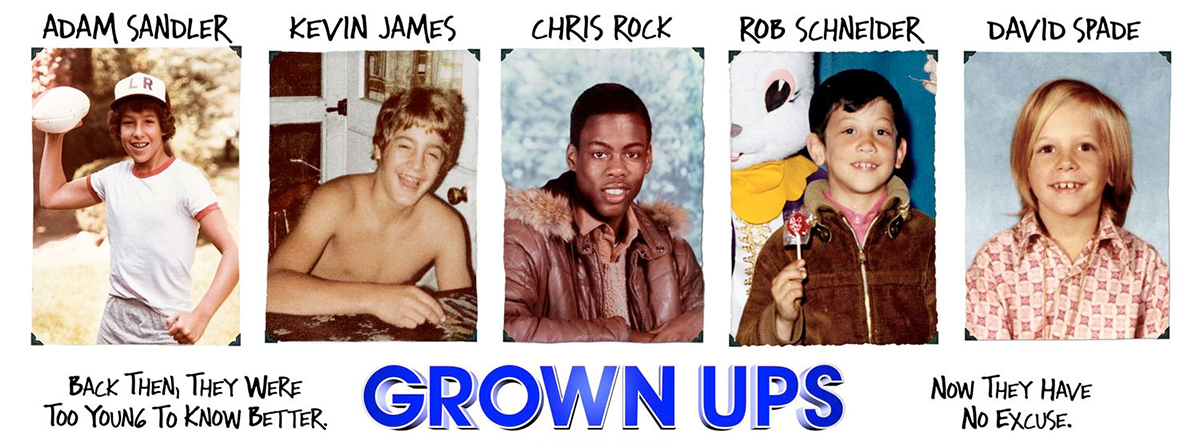 Grownups - Opens Friday August 14