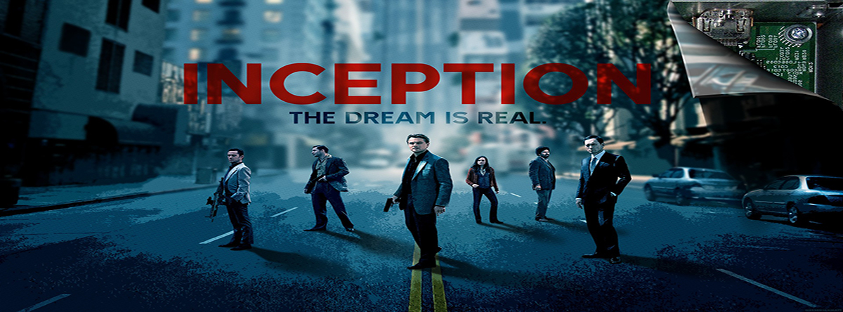 Inception - Opens Friday August 21