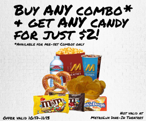Combo Special Promotion