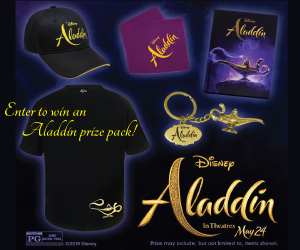 Aladdin Sweepstakes