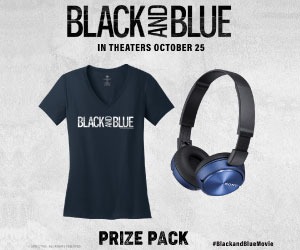 Black and Blue Sweepstakes