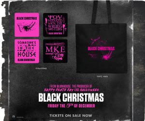 Black Christmas Sweepstakes