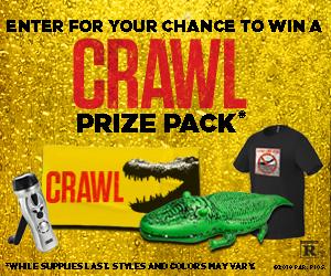 Crawl Sweepstakes