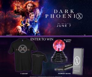 Dark Phoenix Sweepstakes