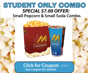 Student Only Combo