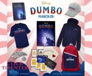 Dumbo Sweepstakes