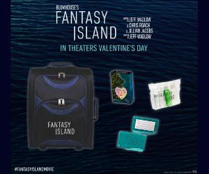 Fantasy Island Sweepstakes