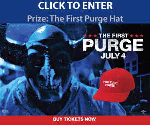 The First Purge Sweepstakes