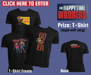 The Happytime Murders Sweepstakes