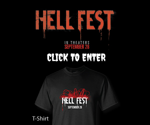 Hell Fest Sweeptakes