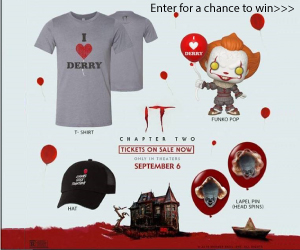 IT Chapter 2 Sweepstakes