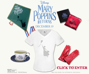 Mary Poppins Returns Sweepstakes