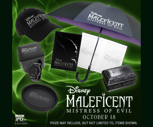 Maleficent Mistress of Evil Sweepstakes
