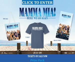 Mamma Mia Sweepstakes